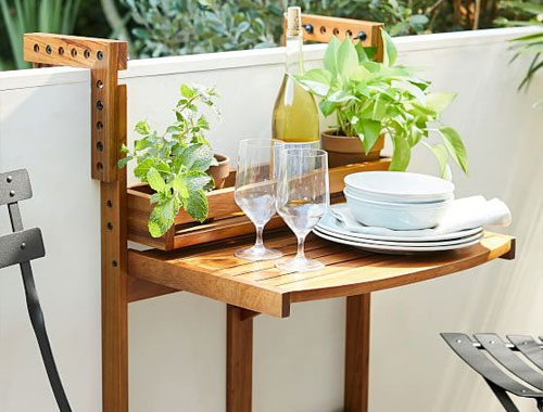 Balcony Table Manufacturer in Delhi
