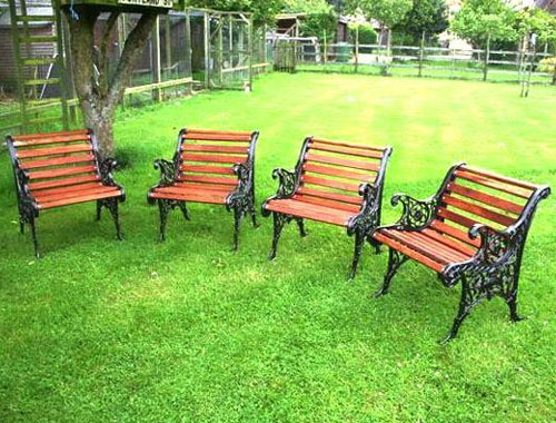 Garden Chair Manufacturer in Delhi