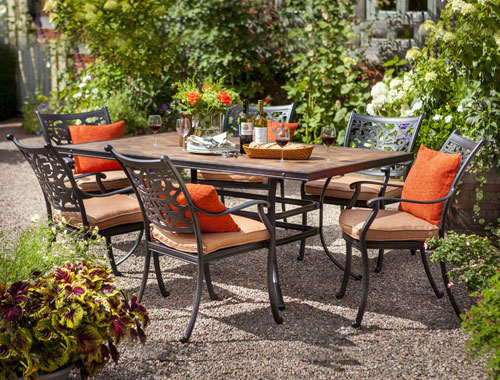 Garden Dining Set Manufacturer in Delhi