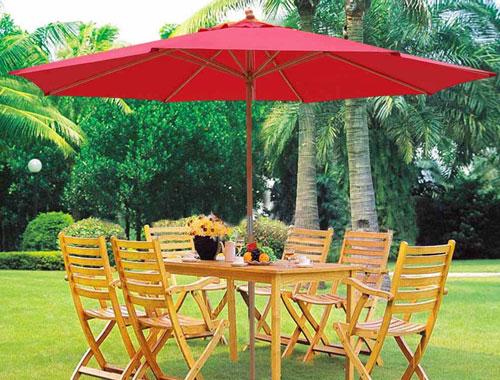 Garden Umbrella Manufacturer in Delhi