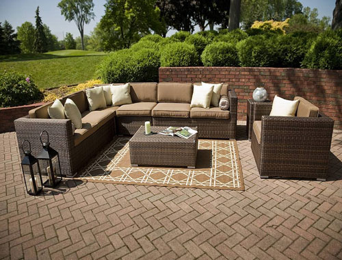 Outdoor Furniture Sets Manufacturer in Delhi