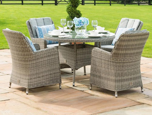 Rattan Dining Set Manufacturer in Delhi