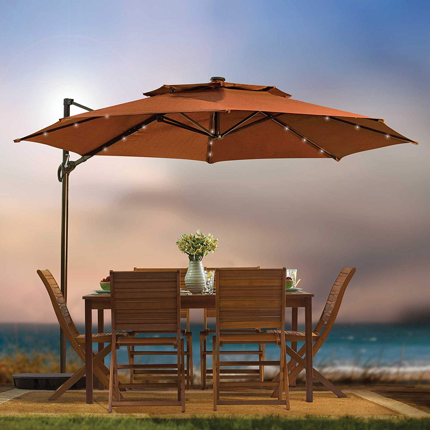 Solar Umbrella Manufacturer in Delhi