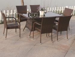 Lawn Dining Set Manufacturer in Delhi