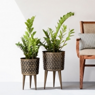 Metal Planters with stand Manufacturer in Delhi